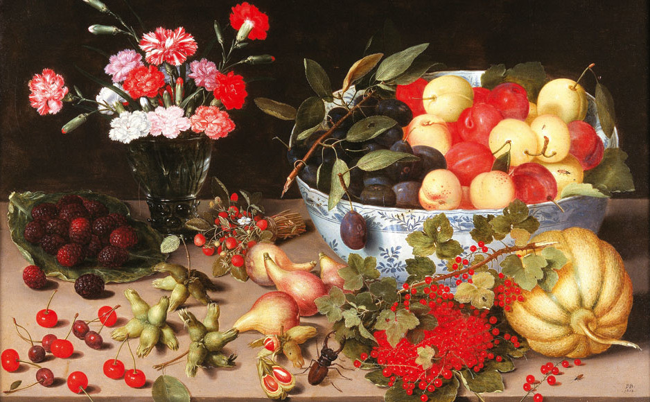 Peter Binoit - Still life - Google Art Project